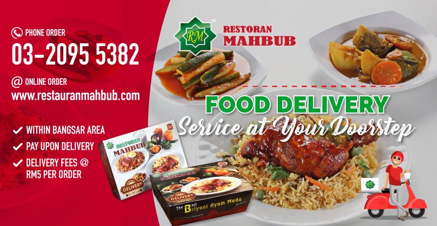 MAHBUB Restaurant : The Best Nasi Briyani Ayam Madu Since 1970's